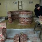 145 Sestavování srdce v podzemních garážích ND 5.-8.2. 2012