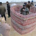 172 Navlékání dílů na závitové tyče 10.2. 2012
