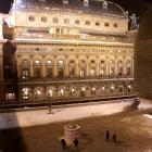 Praha, Piazzeta Národního divadla (10. února - 4. dubna 2012)