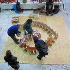 048 Odlévání první vrstvy 20.1. 2012