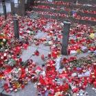 093 Úklid soklu sochy Sv. Václava 25.1. 2012